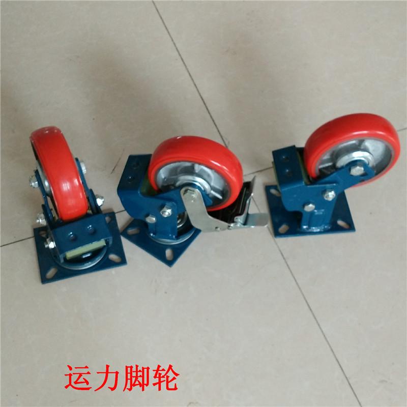 小车结构�_簧脚轮_带簧脚轮_簧减震脚轮_衡力簧脚轮厂家规格尺寸